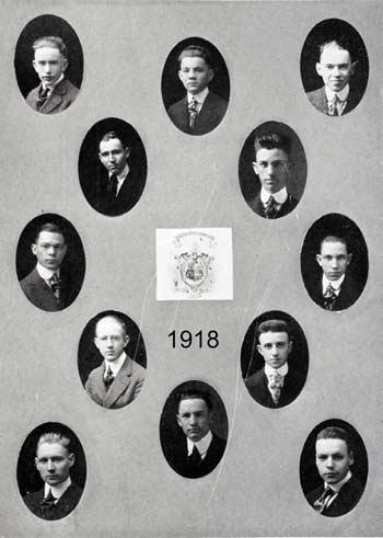 Alpha Phi Zeta 1918 Composite