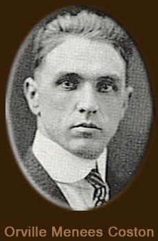 Orville Menees Coston